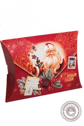 Подарок новогодний «Поздравление Деда Мороза», 450гр
