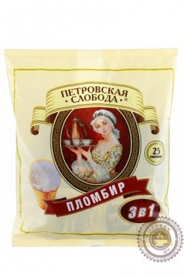 """Кофе Петровская Слобода """"Пломбир"""" растворимый 25 пакетов по 20г"""