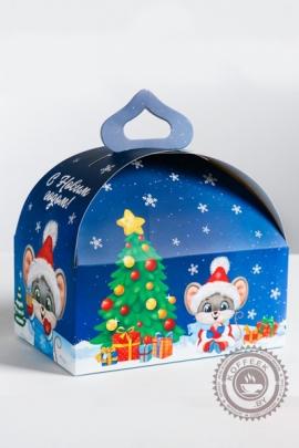 Подарок новогодний «Волшебный Фонарик» 620гр классик
