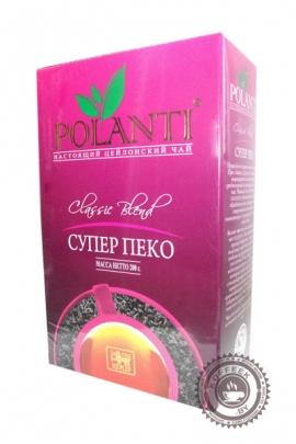 """Чай POLANTI """"Super Pekoe"""" 500г черный"""