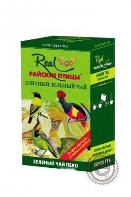 """Чай Real """"Райские птицы"""" зеленый, 100г"""