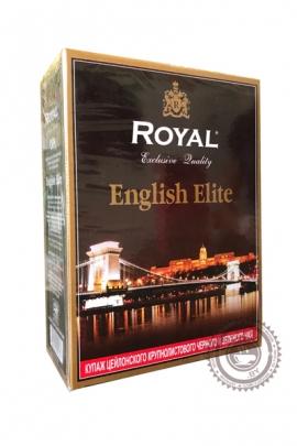 """Чай Royal """"English Elite"""" черный и зелёный чай с маслом бергамота 100г"""