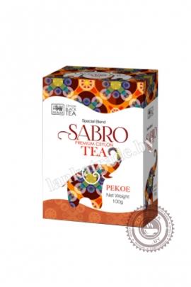 "Чай SABRO ""Pekoe"" листовой 100 г"