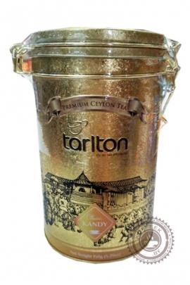 "Чай Tarlton ""Kandy"" черный BOP1 150 гр ж/б"