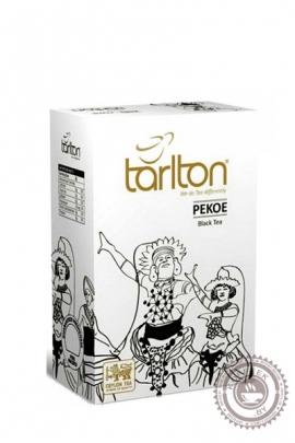 """Чай Tarlton """"Pekoe"""" черный 100 гр"""