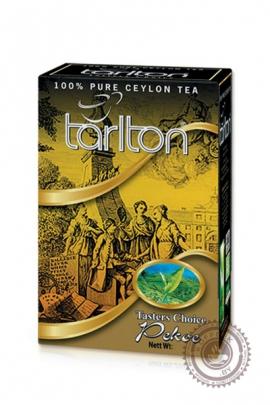 """Чай Tarlton """"Pekoe"""" Tasters Choice черный 100 гр"""