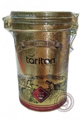 """Чай Tarlton """"UVA"""" черный 150 гр ж/б"""