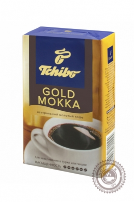 "Кофе Tchibo ""Gold Moka"" молотый 250 г"