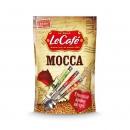 """Кофе Le Cafe """"Mocca"""" 150г, растворимый с набором столовых приборов"""