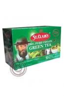 Чай ST.CLAIR'S 100 пак зеленый