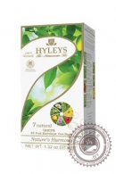 """Чай HYLEYS """"7 вкусов"""" 25 пак (ассорти)"""