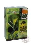 """Чай FEMRICH """"Super Green Pekoe"""" 250гр зеленый крупнолистовой"""