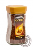 "Кофе NESCAFE ""Gold"" 200г растворимый"