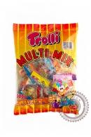 """Мармелад TROLLI """"Multi Mix"""" 500г (27 пакетиков внутри) жевательный"""