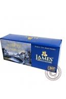 "Чай James & Grandfather ""English Breakfast"" черный 25 пакетов по 2 г"