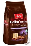 """Кофе MELITA Bella Crema """"Crema Selection des Jahres"""" зерновой 1000г"""