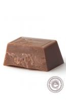 Шоколад ТОМЕР молочный (33%) с клубникой 90г