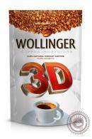 Кофе Wollinger 3D 190 г растворимый сублимированный