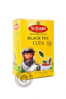 """Чай ST.CLAIR'S """"O.P.A."""" 100г чёрный крупнолистовой"""