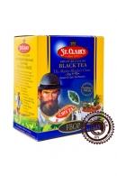 """Чай ST.CLAIR'S  """"F.B.O.P."""" 100г чёрный"""