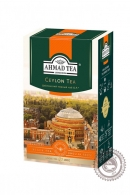 """Чай AHMAD """"Ceylon Tea"""" 100г черный"""