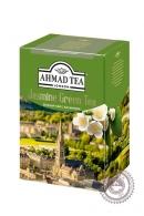 "Чай AHMAD ""Jasmine Green Tea"" 100г зеленый"