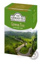 "Чай AHMAD ""Green Tea"" 200 г зеленый"