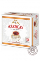 "Чай ""Азерчай"" 100 пакетов черный байховый 200 г"