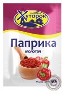 """Паприка """"Бабушкин Хуторок"""" сладкая молотая 50г"""