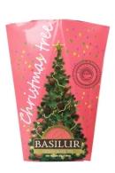 """Чай BASILUR """"Christmas tree""""  черный 85 г"""