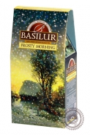 "Чай BASILUR ""Frosty Morning"" черный 100 г"
