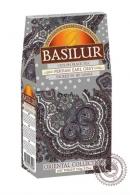 """Чай BASILUR """"Persian Earl Grey"""" Персидский Бергамот черный 100 г"""