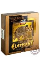 """Чай BATTLER """"Elephant Gold"""" 100 пакетов черный"""