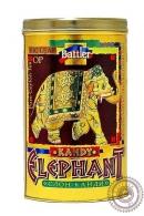 """Чай BATTLER """"Elephant Kandy"""" 200г черный крупнолистовой ОР"""