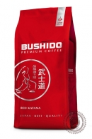 "Кофе BUSHIDO ""Red Katana"" зерно 1000г"