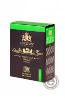 """Чай Chelton """"Благородный дом"""" зеленый крупнолистовой чай 100 г"""