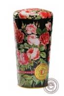 "Чай Chelton ""Ваза с розами"", черный 100г"