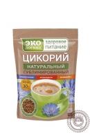 """Цикорий """"ЭКОЛОГИКА"""" сублимированный 75г"""