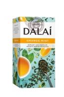"""Чай DALAI """"Orange Mint"""" зеленый ( с цитрусовыми ) 25 пакетов"""