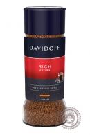 """Кофе Davidoff """"Rich Aroma"""" растворимый 100г"""