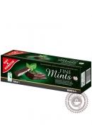 Шоколад с мятной начинкой Gut & Gunstig Fine Mints 300 г