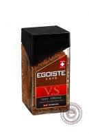 """Кофе EGOISTE """"V.S"""" растворимый 100г"""