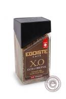 """Кофе EGOISTE """"X.O"""" растворимый 100г"""