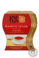 "Чай JAF TEA ""Majestic Ceylon"" Pekoe 100г чёрный"