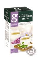 """Чай GRACE """"Альпийские травы"""" 25 пакетов"""
