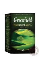 "Чай GREENFIELD "" Flying Dragon"" зеленый 100 г"