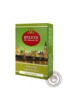 """Чай HYLEYS """"Английский зеленый"""" особо крупнолистовой 100г"""