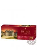 """Чай Hyton """"Английский королевский"""" 25 пакетов по 2 г"""