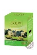 """Чай Hyton """"Gfeen Tea OPA"""" зелёный крупнолистовой 100 г"""