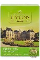 """Чай Hyton """"Gfeen Tea OPA"""" зелёный крупнолистовой 200 г"""